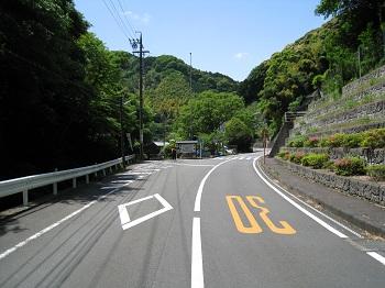 宇津ノ谷(入口)
