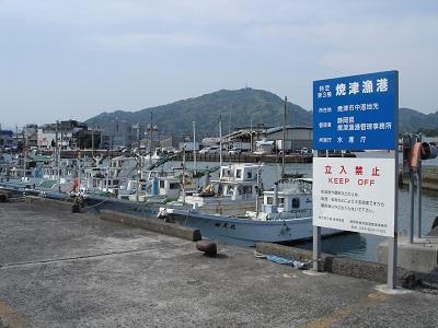 焼津港(漁船)