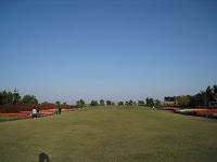 吉田公園(2010年チューリップ祭り)