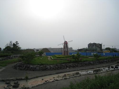 湯日川親水公園