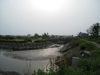 湯日川親水公園(全景)