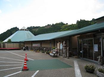 瀬戸谷温泉ゆらく(入口)