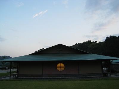 瀬戸谷温泉ゆらく(建屋)