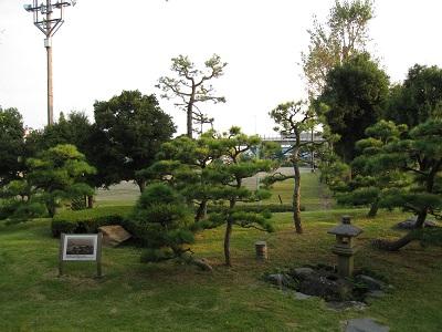 興津坐漁荘(庭園)