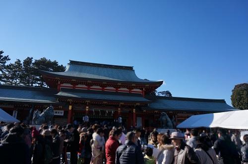 五社神社(本殿)