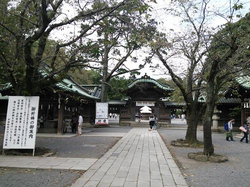 三嶋大社(神門)