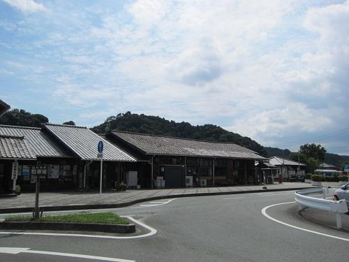 天竜二俣駅(全景)