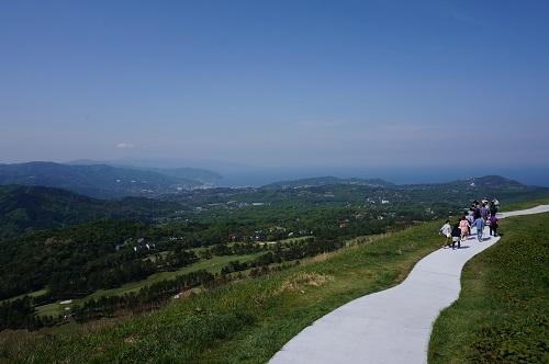 大室山(歩道)