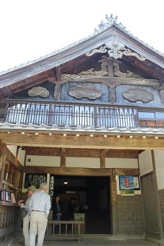 龍潭寺(入場券売り場)