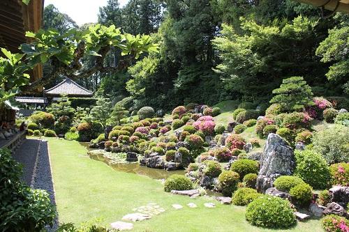 龍潭寺(庭園)