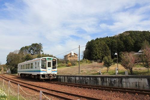 遠江一宮駅(天浜線電車)