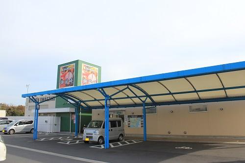 駐車場(道の駅 風のマルシェ)