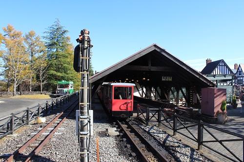ロムニー鉄道(修善寺虹の郷)