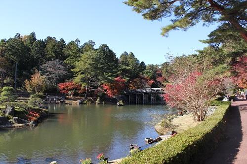 日本庭園(修善寺虹の郷)