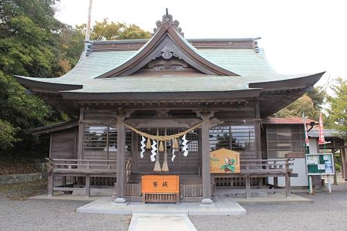 高松神社本殿