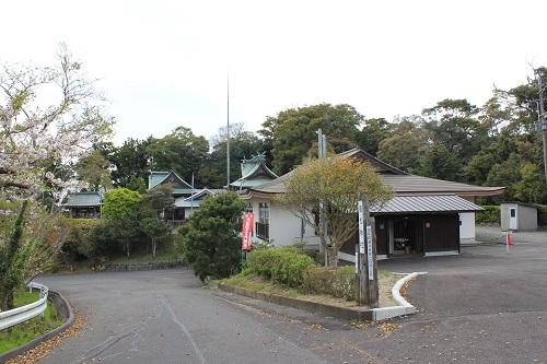 高松神社から高松みどりの森公園
