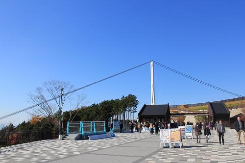 入口(三島スカイウォーク)