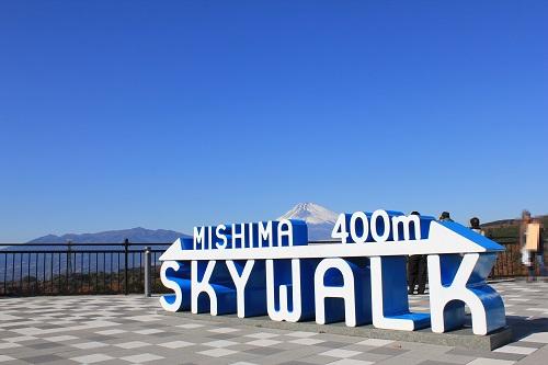 写真スポット2(三島スカイウォーク)