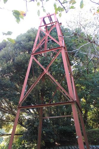相良油田観光くり園(相良油田石油坑)