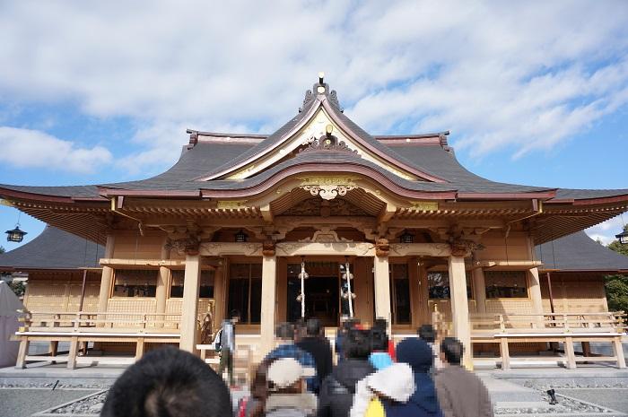 富知六所浅間神社(本殿)