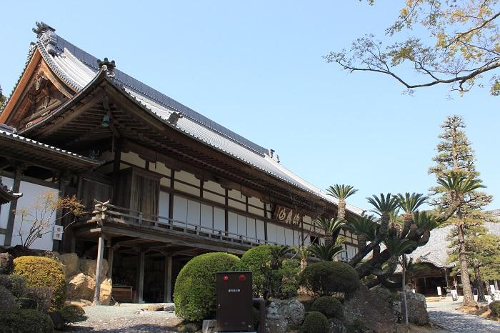 奥山方広寺 本堂