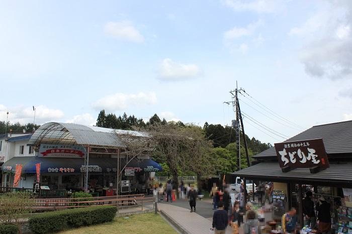 お土産店(白糸の滝)