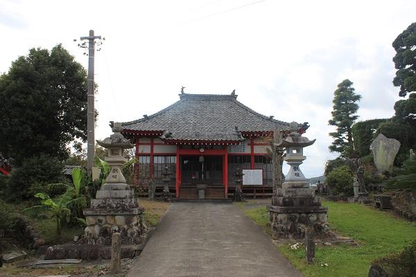 愛染明王堂(応声教院)
