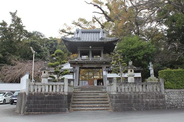 西光寺(山門)
