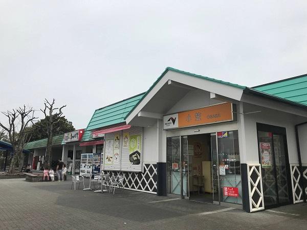 東名高速・小笠PA(下り)