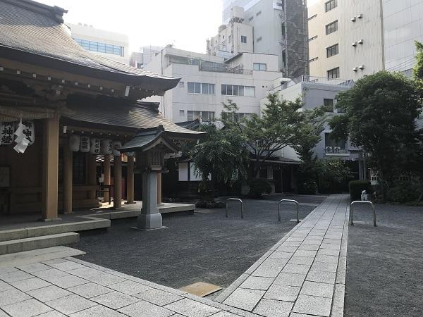 小梳神社(社務所)