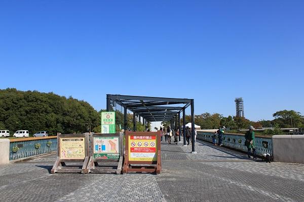 浜名湖ガーデンパーク(入口)