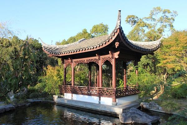 浜名湖ガーデンパーク(中国風建物)