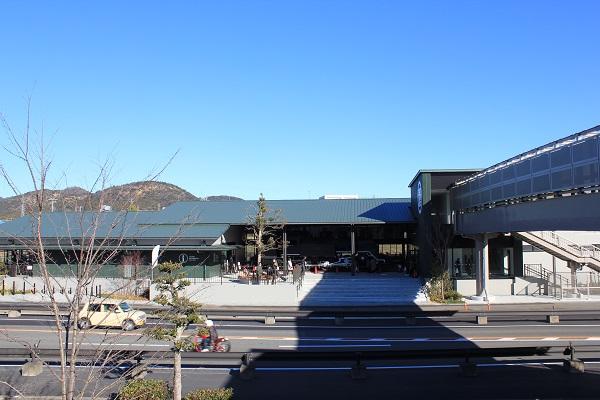 KADODE OOIGAWA(門出駅建屋)