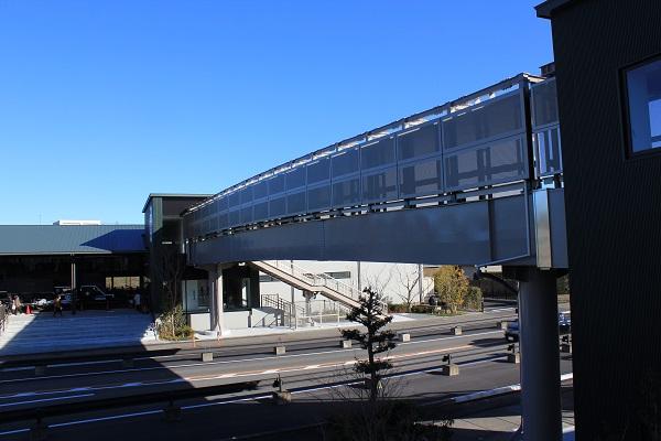 KADODE OOIGAWA(歩道橋)