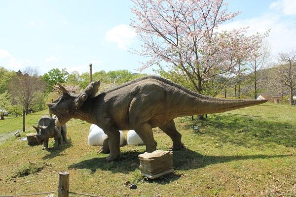 はままつフルーツパーク(恐竜)
